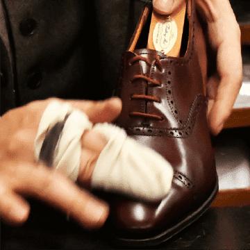中里彩のStory of Shoeshine