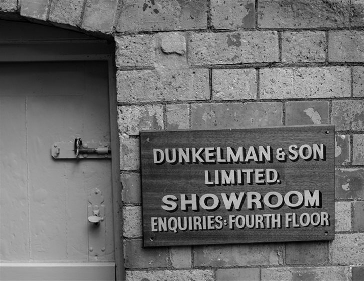 Dunkelman&Son Limited SHOWROOM