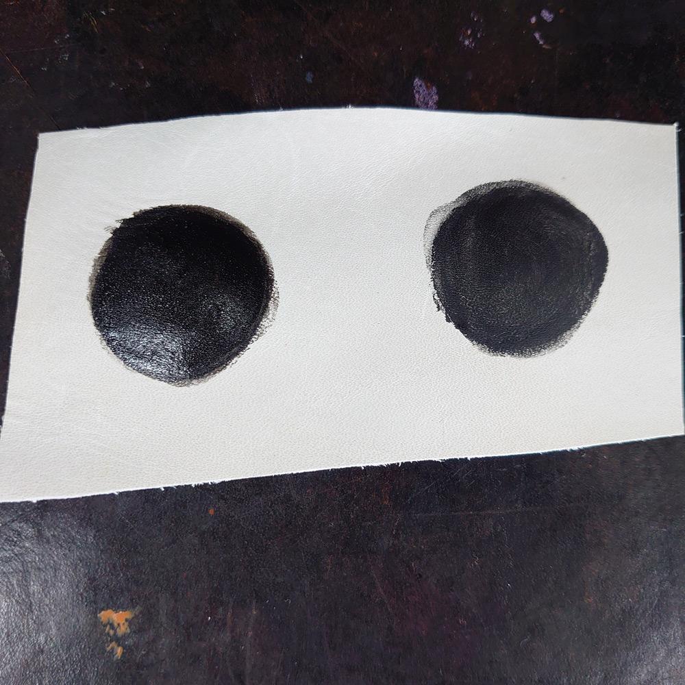 タラゴ セルフシャインリキッドと乳化性クリームの比較画像