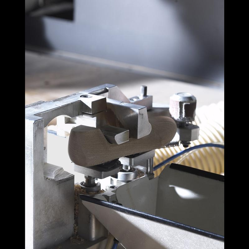 シューツリーの製造工程のイメージ画像