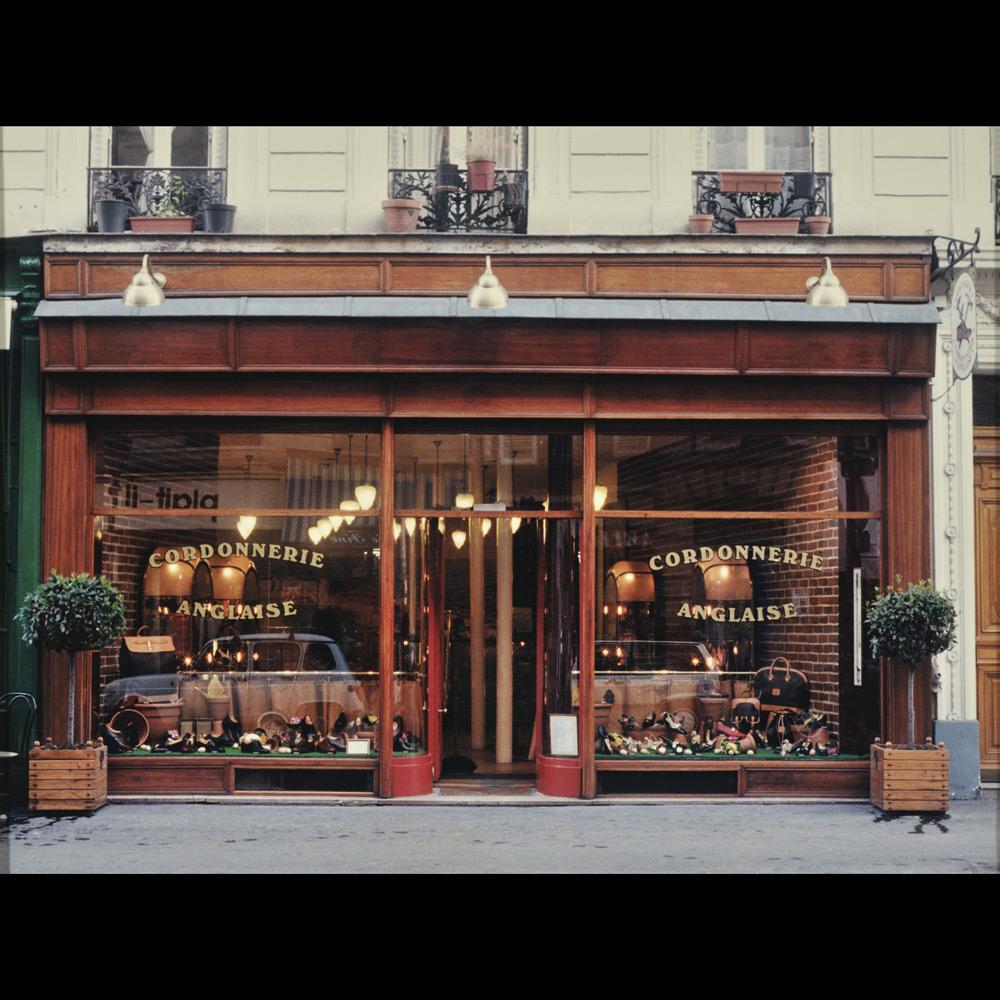 コルドヌリ・アングレーズの店舗のイメージ画像です。