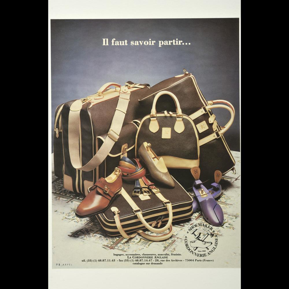 コルドヌリ・アングレーズはファッションの総合ブランドまで成長する