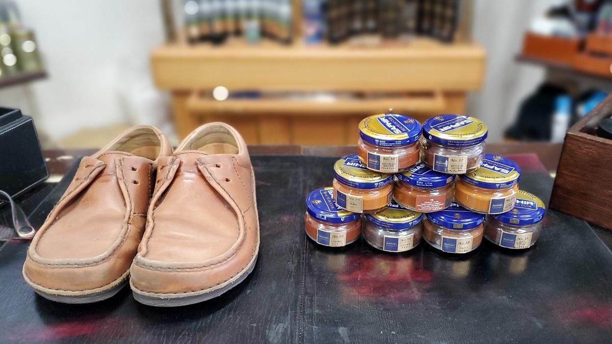 ayuさんの森ガール時代の愛靴です。