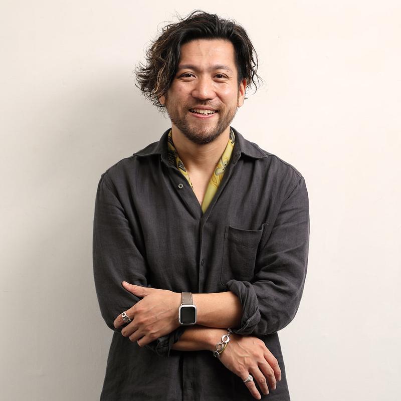 Glayage KYOTO オーナー 樺澤 幹人さん